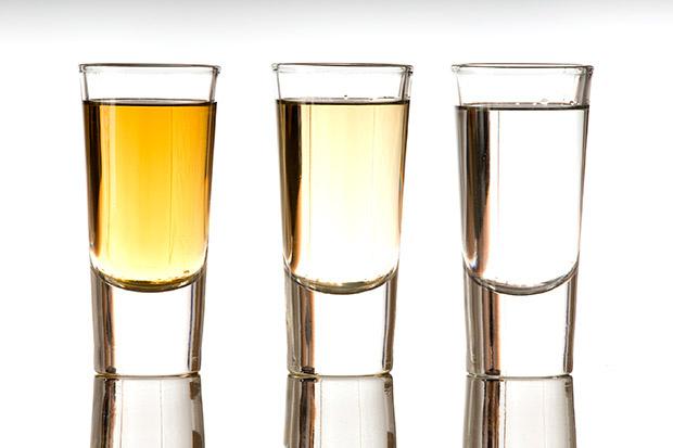 Tequila Blanco Reposado Añejo