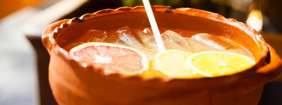 Caszuelas con Tequila Como tomar