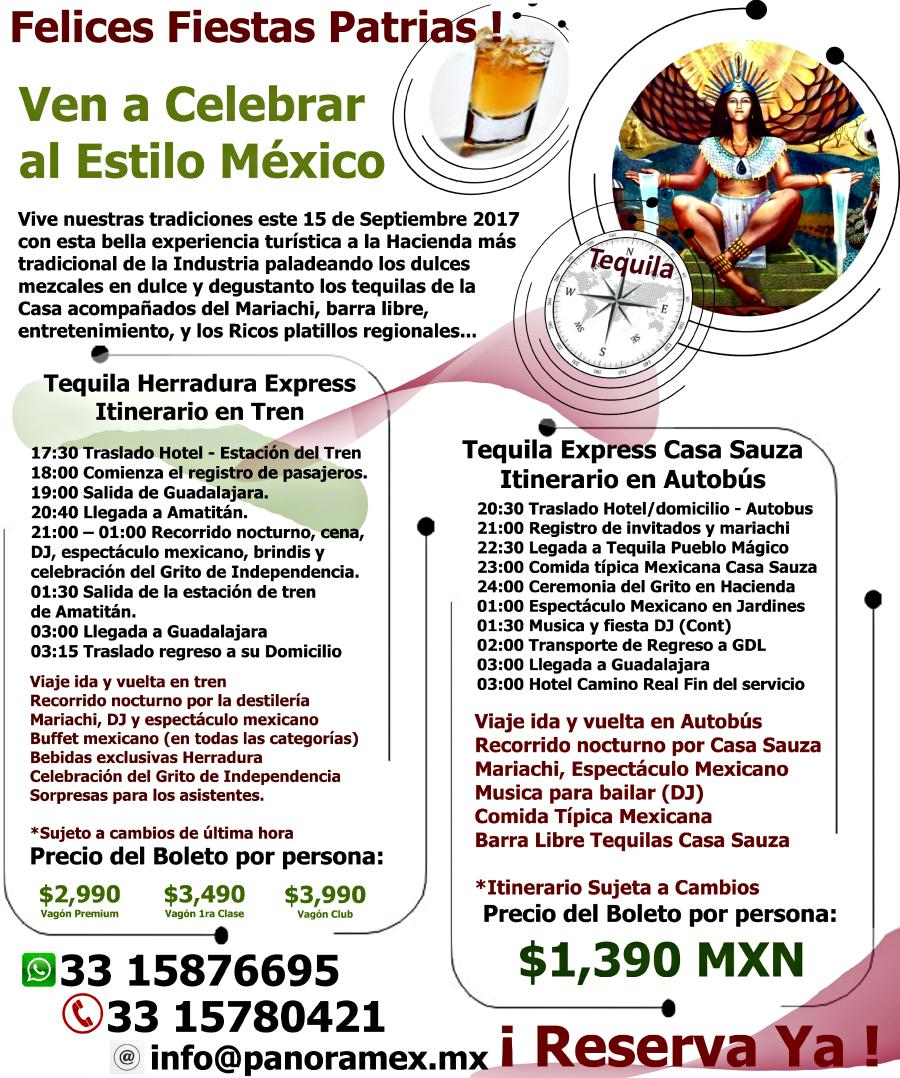 Fiestas Patrias Septiembre 2018 Grito Independencia