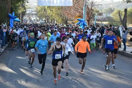 Maraton en Tequila Ruta del Tequila en Amatitan Jalisco Mexico Eventos Actividades que hacer