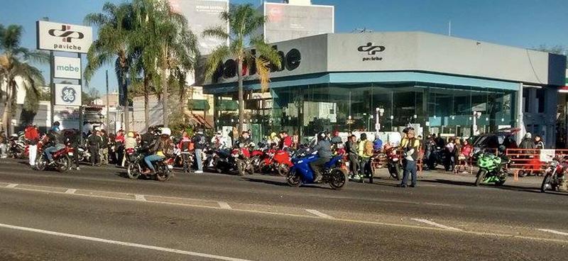 Tradicional Rodada de Motos por la Ruta del Tequila Hostotipaquillo